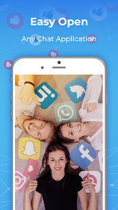 All in One Messenger For Social Network App 1