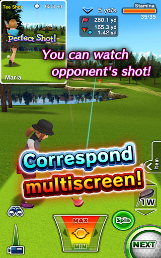 Golf Days:Excite Resort Tour screenshots 10