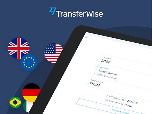 TransferWise Money Transfer 6.2.3 Screenshots 6