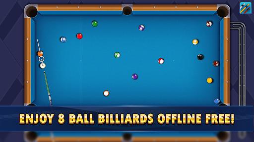 8 Pool Billiards - 8 ball pool offline game  screenshots 4