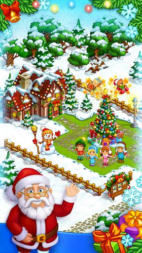 Farm Snow: Happy Christmas Story With Toys & Santa 2.25 screenshots 3