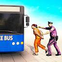 Police Prisoner Transport - Prisoner Bus simulator