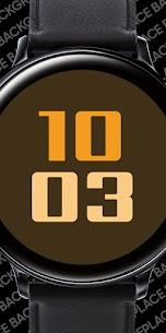 BigNums Watch Face for Wear OS 5