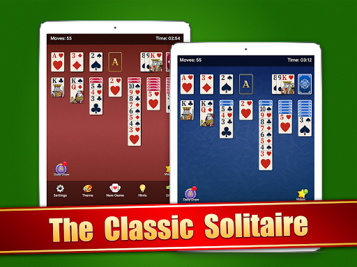 Solitaire - Classic Solitaire Card Games modavailable screenshots 8