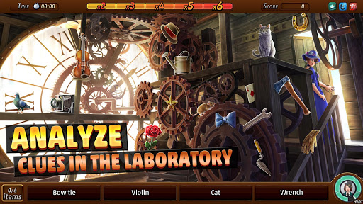 Criminal Case: Mysteries of the Past  screenshots 3