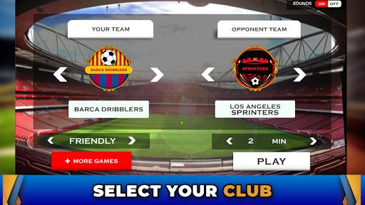 World Dream Football League 2020: Pro Soccer Games 1.4.1 screenshots 8