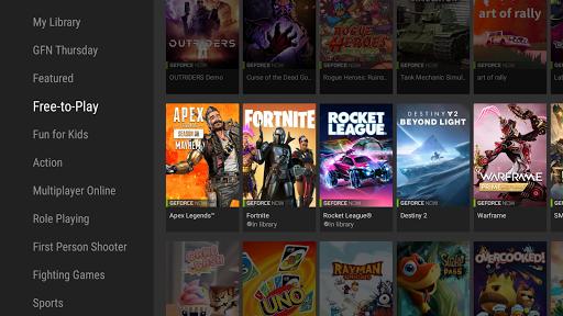 NVIDIA Games  screenshots 1