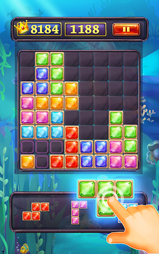 Block puzzle - Classic free puzzle  screenshots 14