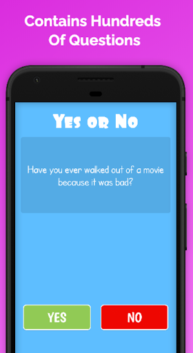 Yes or No - Questions Game 9 Screenshots 1