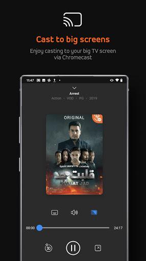 Jawwy TV - TVu062cu0648u0651u064a Apkfinish screenshots 6