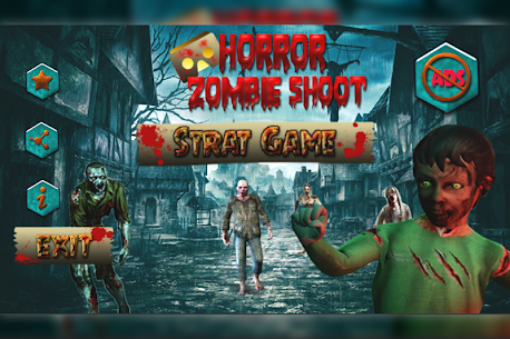 VR Horror Zombie Shoot Hack Cheats (iOS & Android) 1