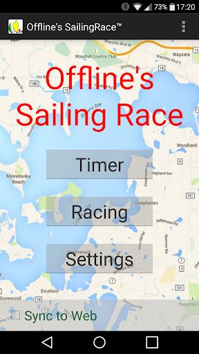 offline's sailing race screenshot 1