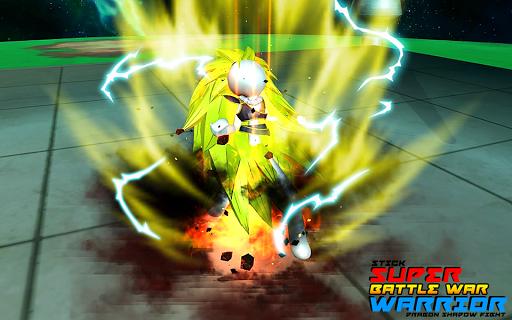 Stick Super Battle War Warrior Dragon Shadow Fight 8.0 screenshots 6
