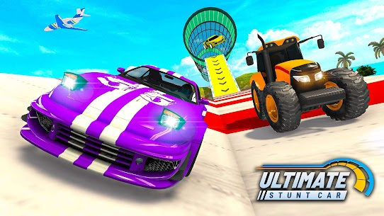 Ultimate Car Stunts: Car Games MOD APK (Unlimited Money) 2