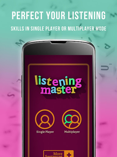 Learn English with Listening Master Pro 1.3 screenshots 1