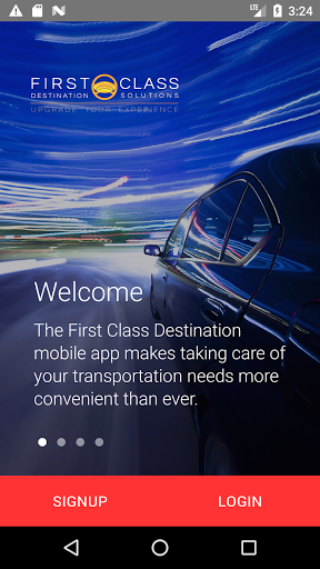 First Class Destination 1.61.0 screenshots 1