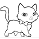 How to draw Cute Cat - Androidアプリ