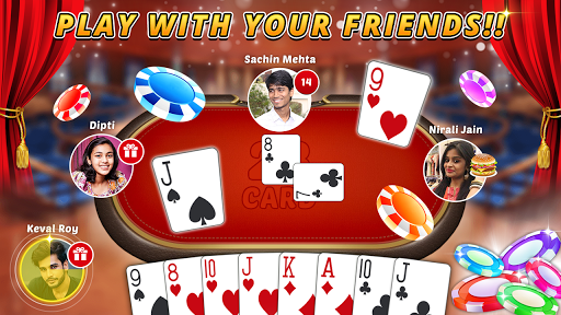 28 Cards Game Online screenshots 3