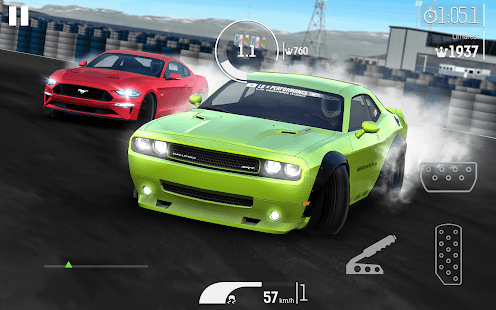 Nitro Nation Drag & Drift Racing Screenshot