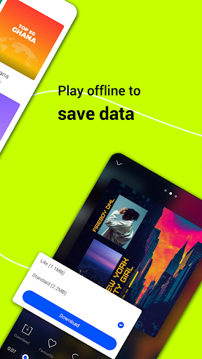 Boomplay:Stream & Download Trending Music for Free 5.8.24 Screenshots 3