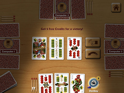 Thirty-One | 31 | Blitz - Card Game Online 3.00 screenshots 16