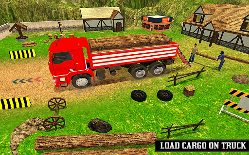 Indian Truck Mountain Drive 3D 1.5 screenshots 1