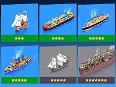 Sea Port: 都市建設&海上輸送の戦略シミュレーションゲームのおすすめ画像2