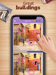 Difference Find Tour Mod Apk (Unlocked All Level) 7