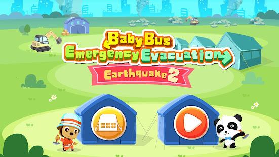 Baby Panda Earthquake Safety 2 8.57.00.00 Screenshots 6