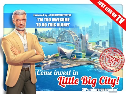 Little Big City 2 Screenshot