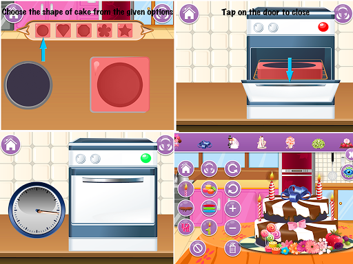 Cake Maker apkmr screenshots 7