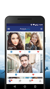 Download Latest Aussie Mingle: Meet Chat app for Windows and PC 1