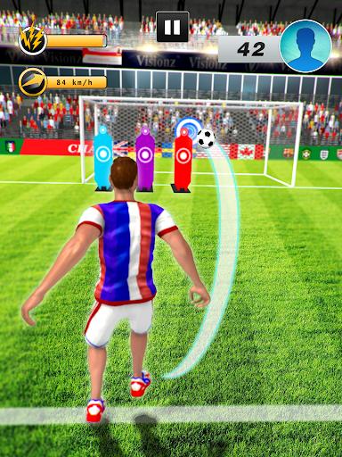 Real Football Player: Soccer Strike League Game 1.7 screenshots 9