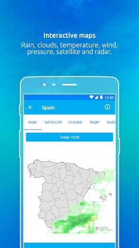 Weather by eltiempo.es 4.4.12 Screenshots 3