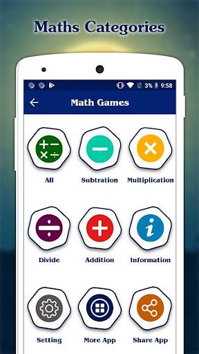 Math Games - Maths Tricks  screenshots 6