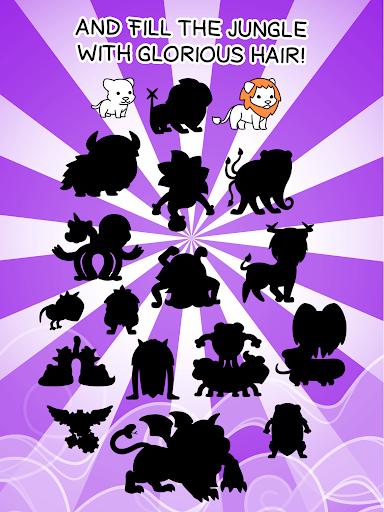 Lion Evolution - Mutant Jungle King Game 1.0.2 screenshots 8