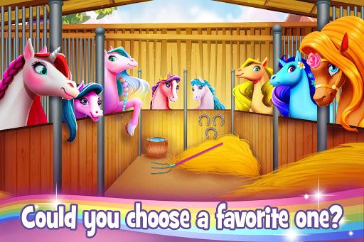 Tooth Fairy Horse - Caring Pony Beauty Adventure 2.3.21 screenshots 1