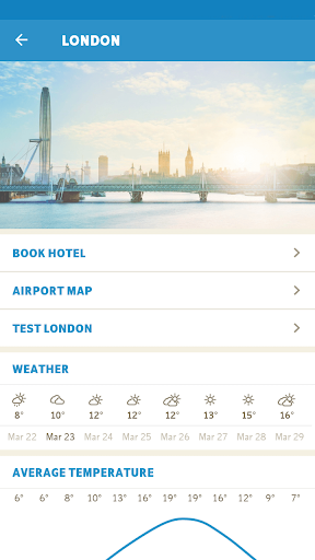 SAS – Scandinavian Airlines  screenshots 6