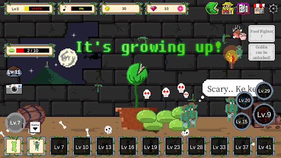 Man-Eating Plant VIP Screenshot
