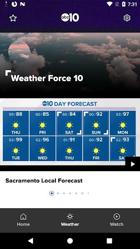 Northern California News from ABC10 42.9.18 screenshots 2