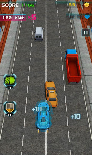 Turbo Racing 3D 1.0 screenshots 2