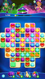Crafty Candy – Match 3 Adventure 6