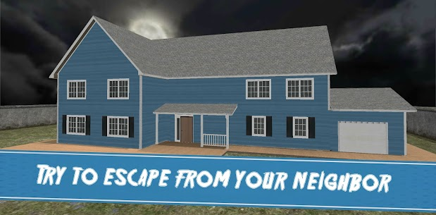 Haunted house Neighbor – nightmare Horror 3
