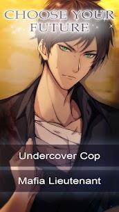 Criminal Desires Mod Apk: BL Yaoi Anime Romance (Choices Free) 3