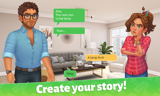Color Home Design Makeover - paint your love story  screenshots 14
