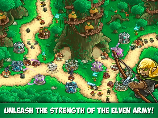 Kingdom Rush Origins - Tower Defense Game apktram screenshots 9