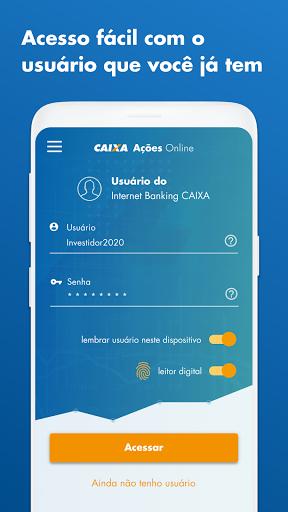 CAIXA Ações Online