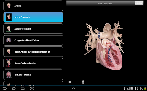 Cardiological Screenshot