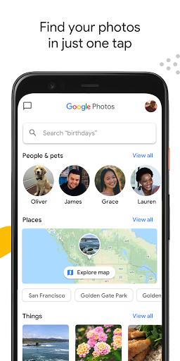 Google Photos 5.20.0.343901920 screenshots 3