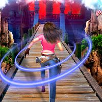 Scary Temple Jungle Final Run Lost Princess Run oz